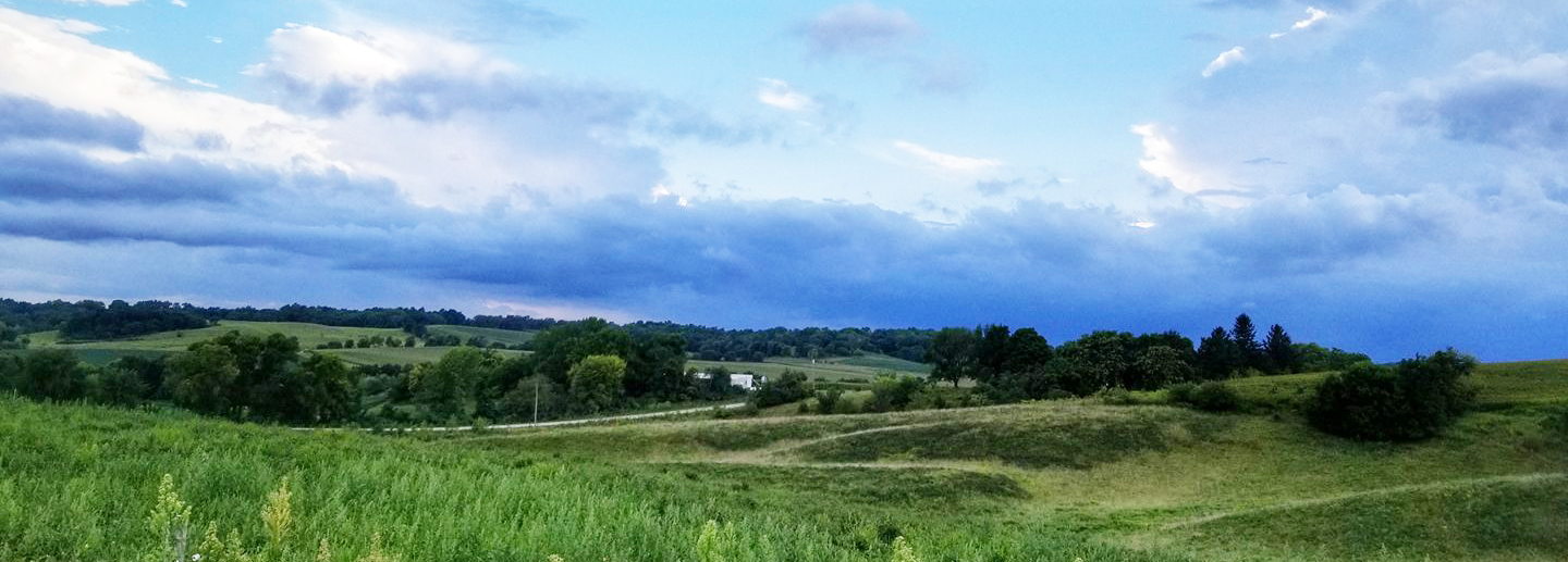 Photo of Iowa Landscape